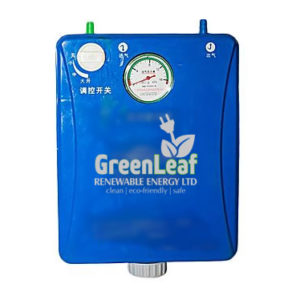 Purifies the gas by absorbing the Hydrogen sulphide from the gas which is corrosive. Volume: 2L G.W.: 2.5kg Packing size: 34*24*10.5CM Suitable for: below 12CBM biogas tank